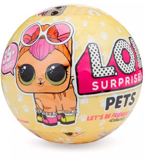 L.O.L. Surprise! Pets Samlefigur