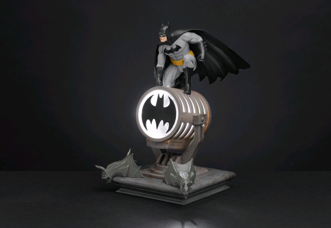 Batman Figurine Light/Lamp - 27 CM (PP6376BM)
