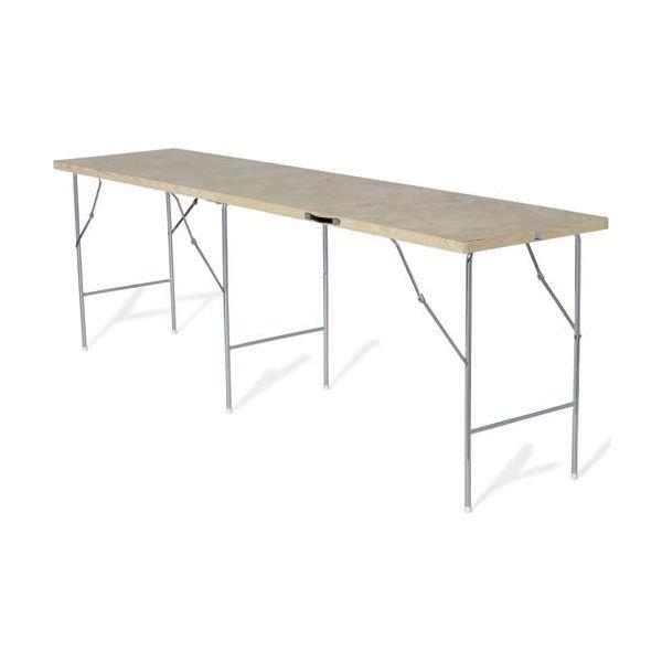 Laggo 260 Tapettipöytä 2-osainen, 60 x 270 cm Korkeus: 85 cm