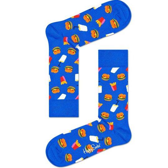 Happy Socks Burger Sukat 41-46 - 40% alennus