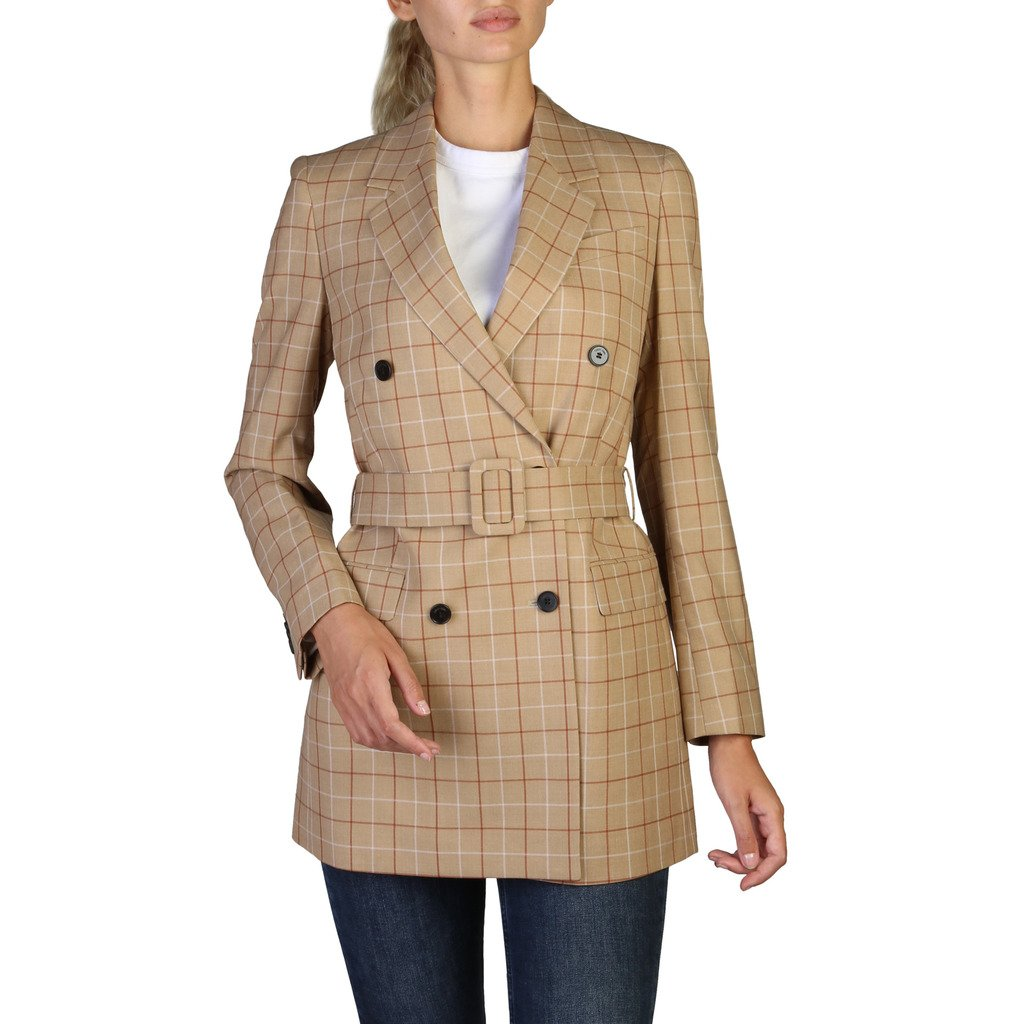 Calvin Klein Women's Formal Jacket Brown 350286 - brown 40