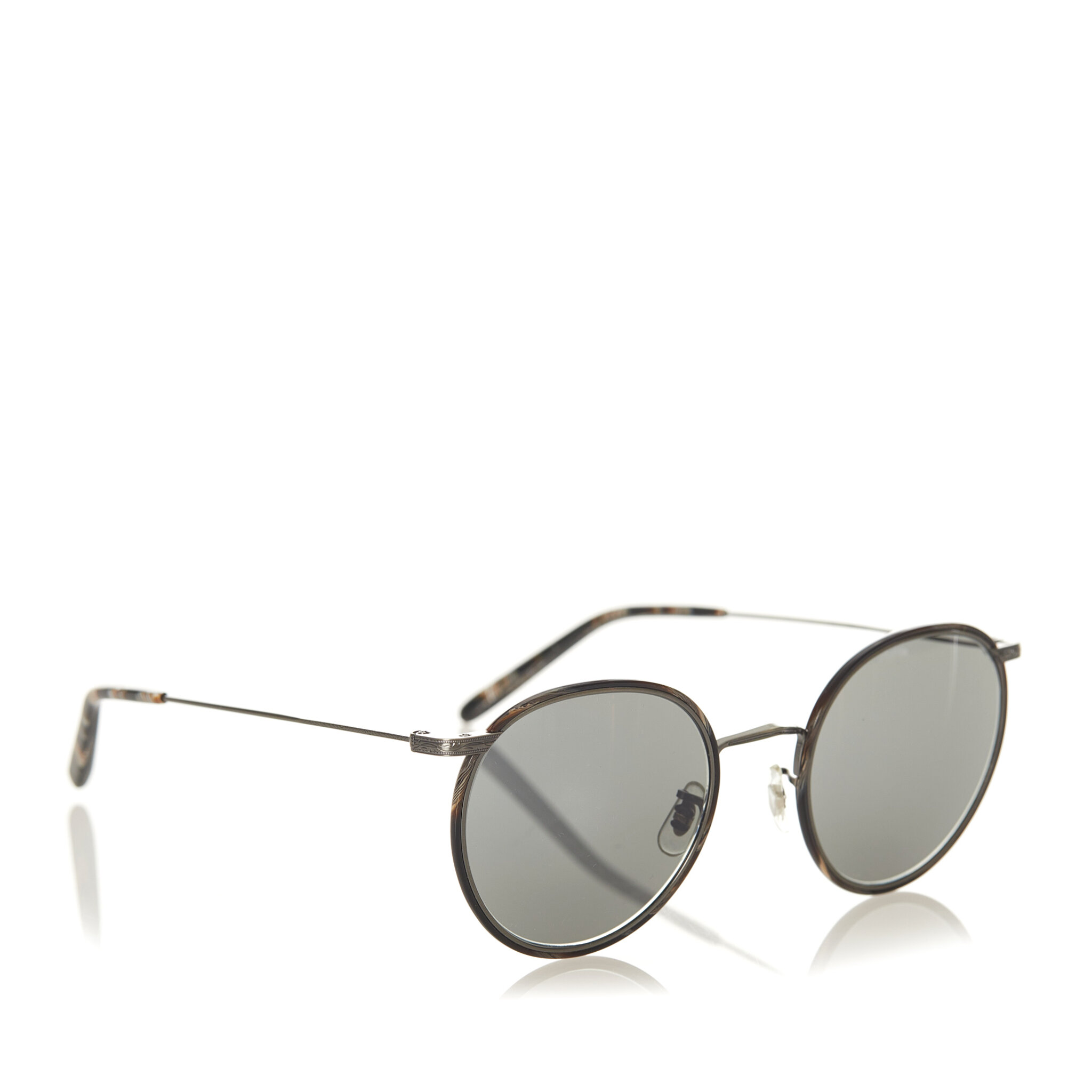 Oliver Peoples Casson Round Tinted Sunglasses, ONESIZE