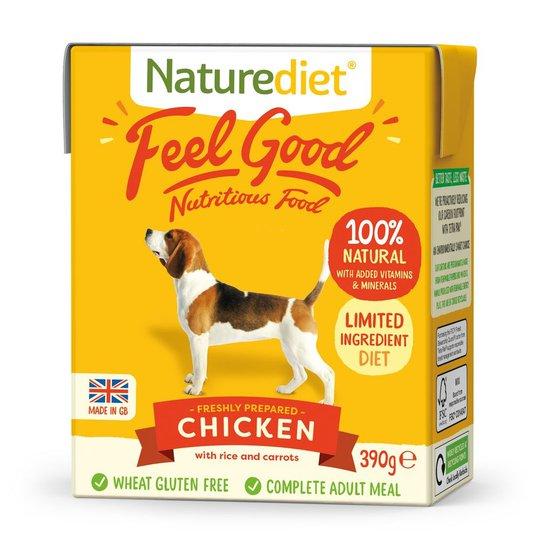 Naturediet Feel Good Kyckling (390 g)