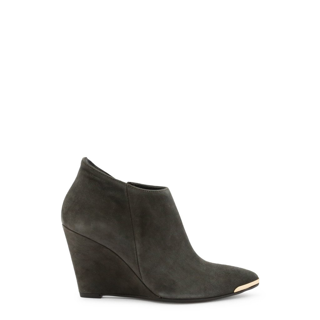 Roccobarocco Women's Ankle Boot Grey ROSC0DY02CAM - grey EU 36