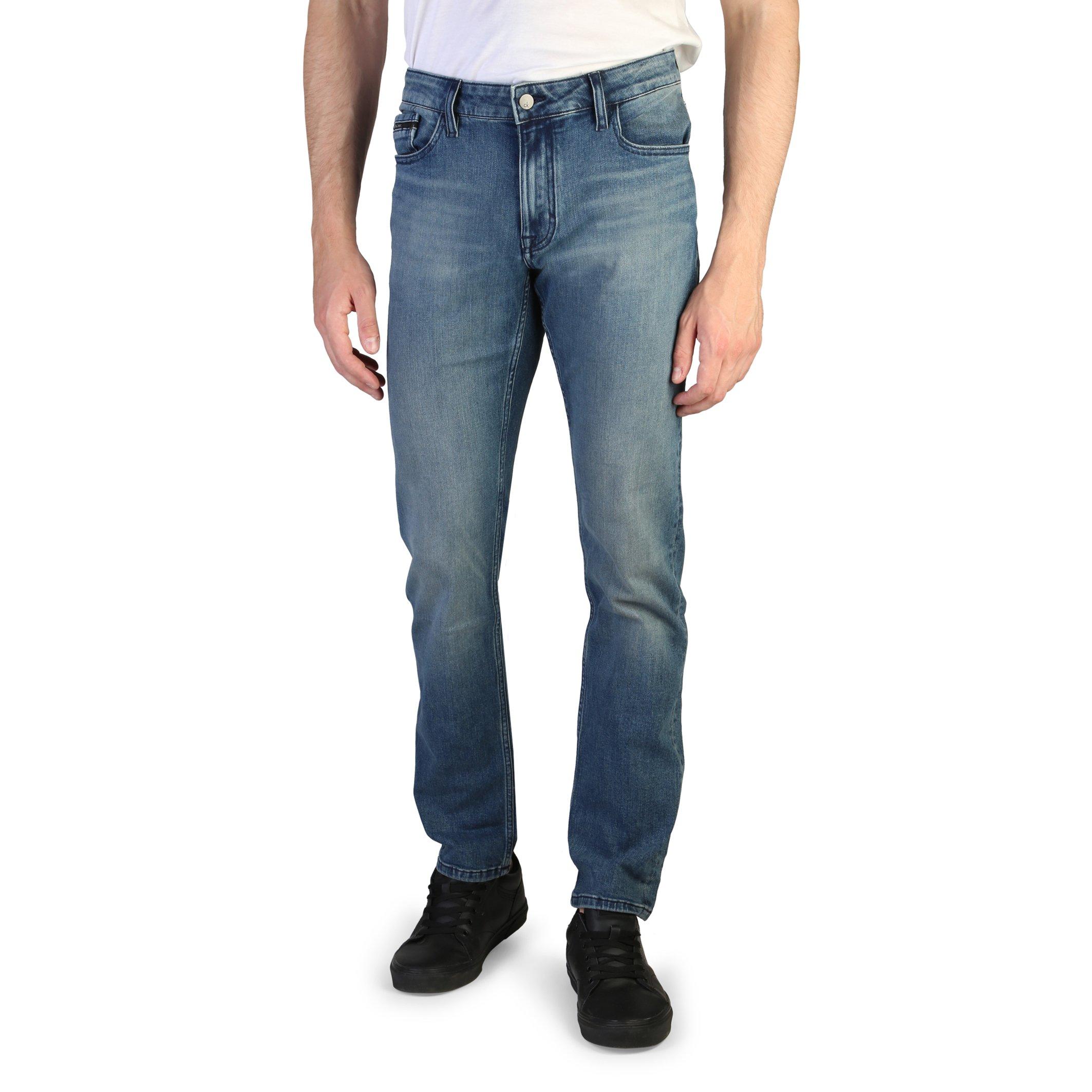 Calvin Klein Men's Jeans Blue J30J306023 - blue-1 28
