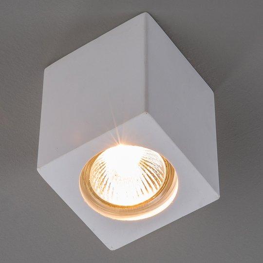 Kipsi-alasvalo Anelie GU10-lamppu