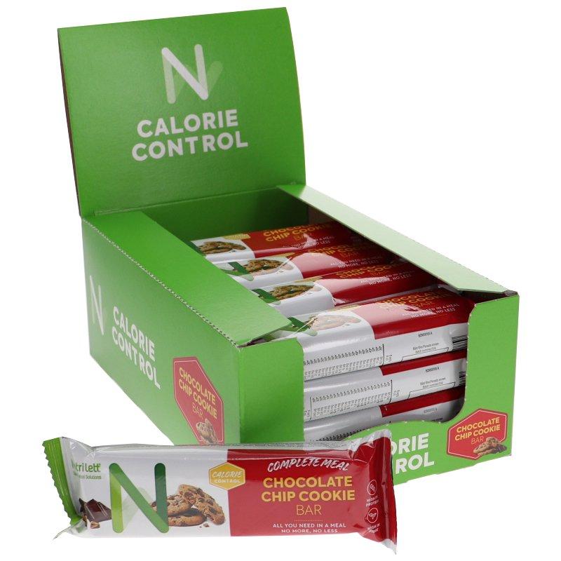 Mealbars Chocolate Chip Cookies 20-pack - 38% rabatt