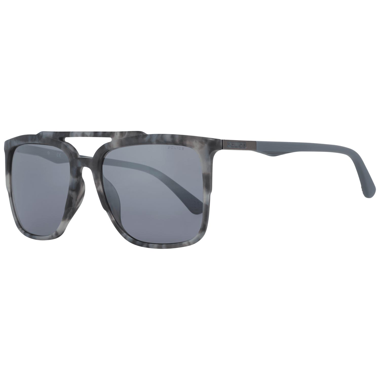Police Men's Sunglasses Grey SPL363 566K3X
