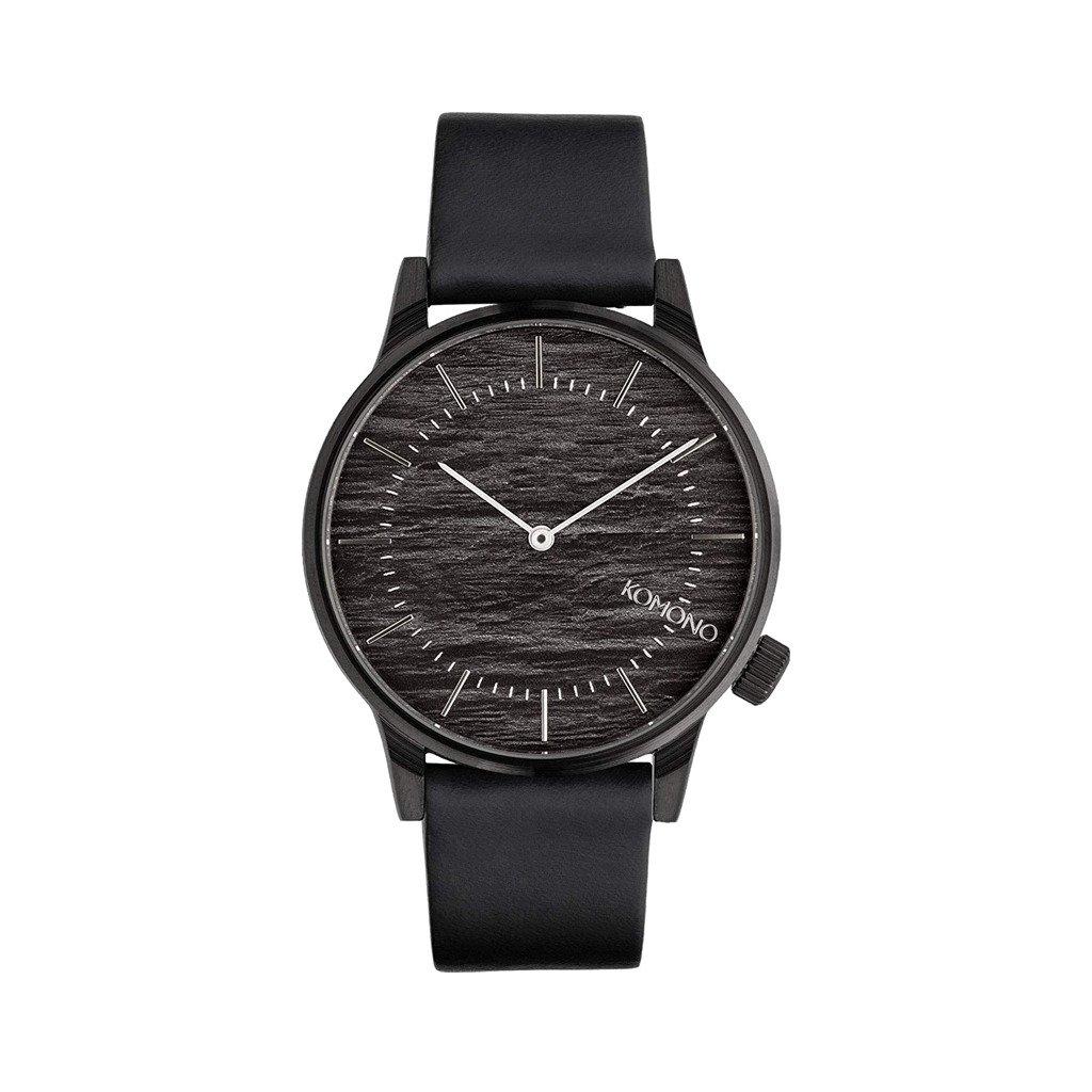 Komono Men's Watch Black W3013 - black NOSIZE