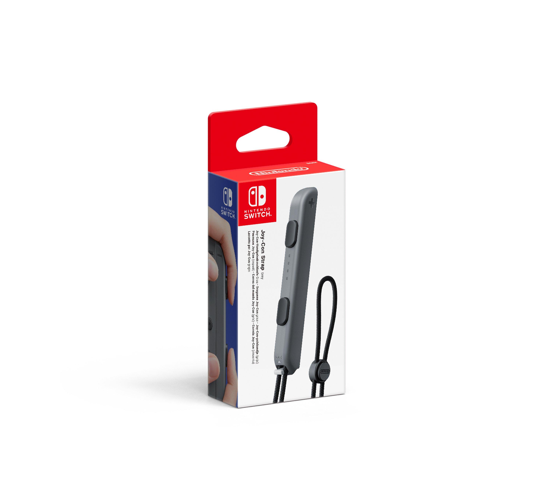 Nintendo Switch Joy-Con Controller Strap (Grey)