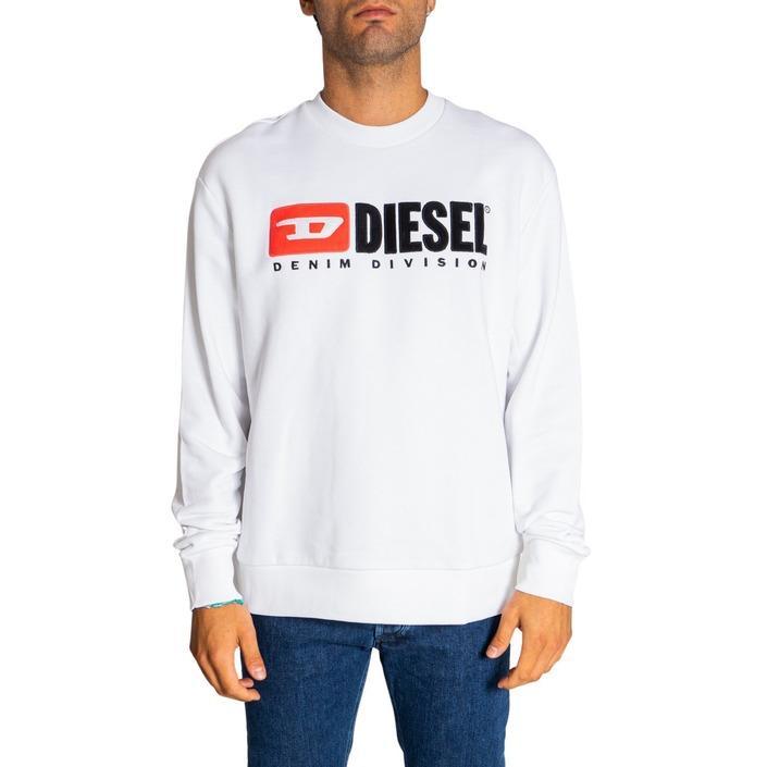 Diesel - Diesel Men Sweatshirts - white S