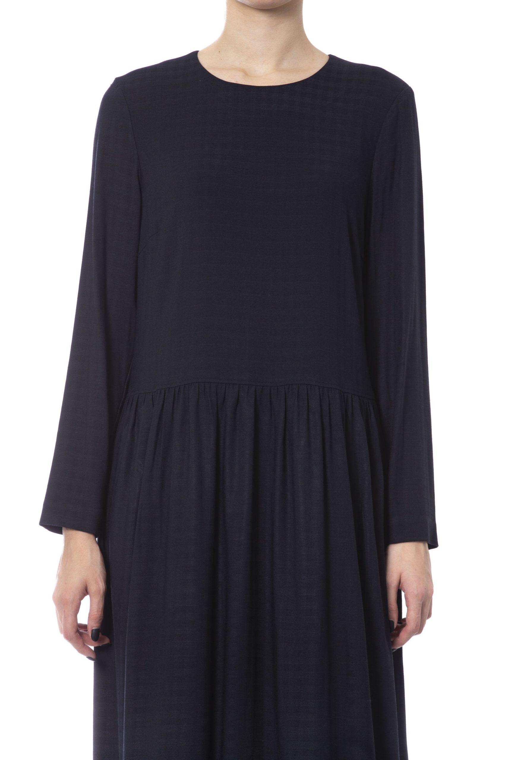 Peserico Women's Dress Blue PE994332 - IT42 | S