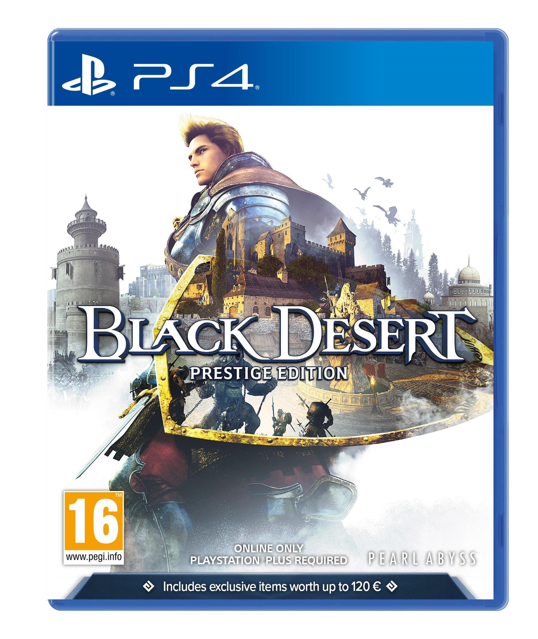 Black Desert: Prestige Edition