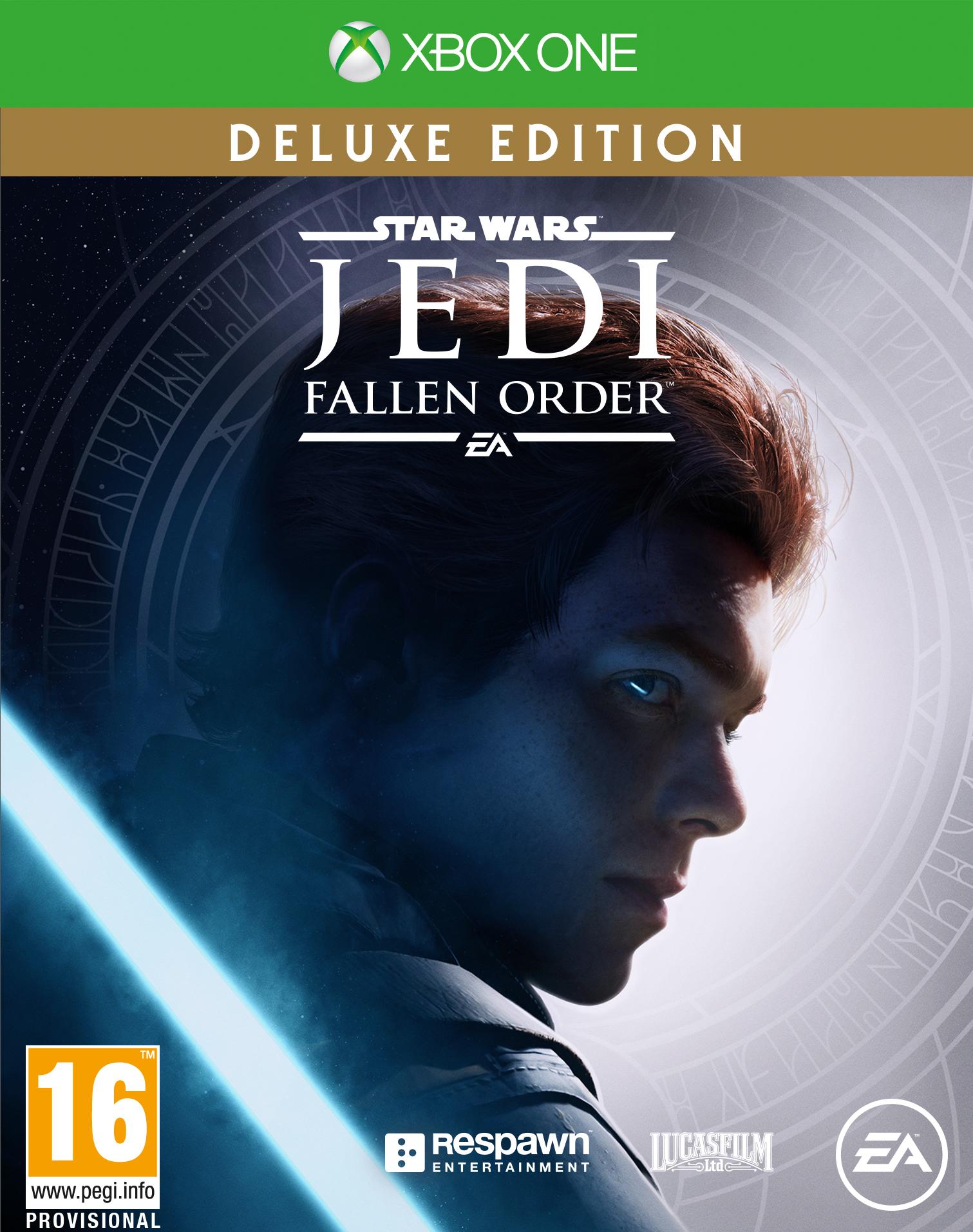 Star Wars Jedi: Fallen Order - Deluxe Edition (Nordic)