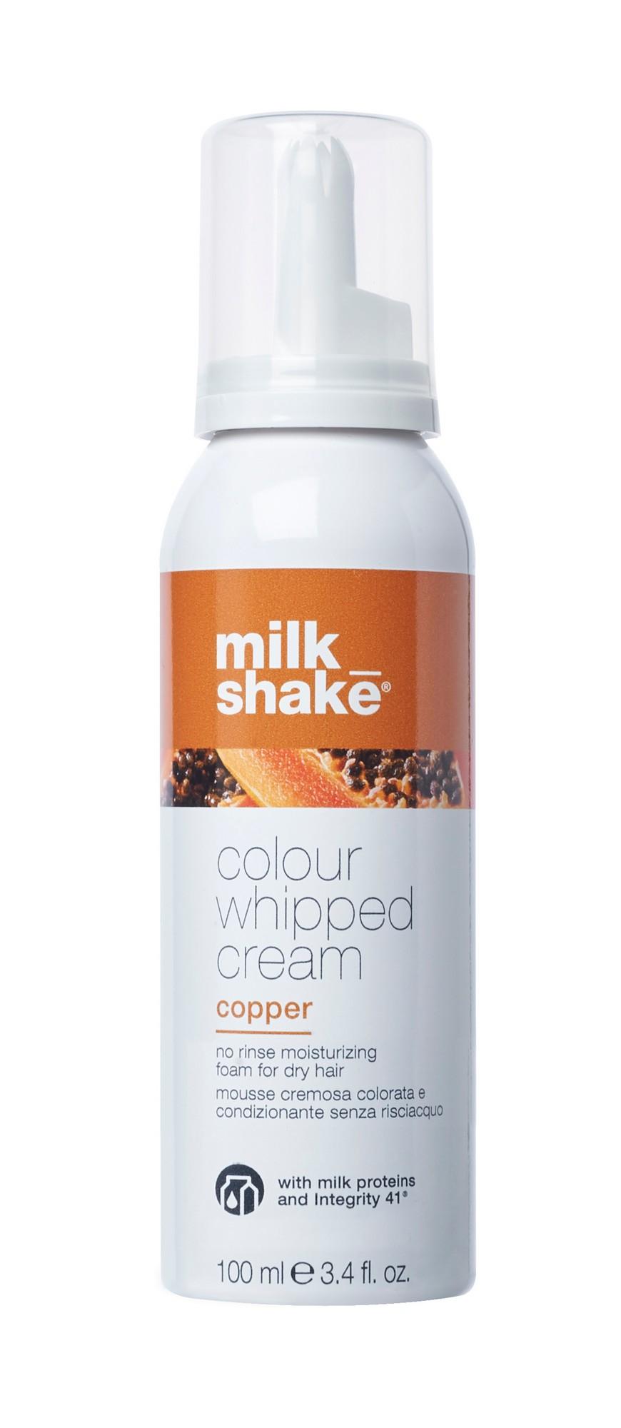 milk_shake - Colour Whipped Cream - Copper Copper