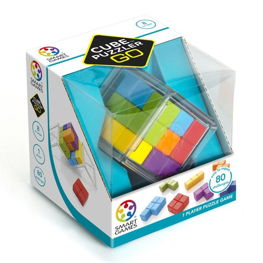 Smart Games Spill Cube Puzzler Go