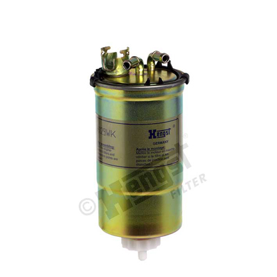 Polttoainesuodatin HENGST FILTER H129WK