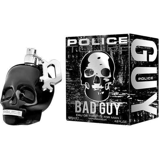 Police To Be Bad Guy, 125 ml Police EdT