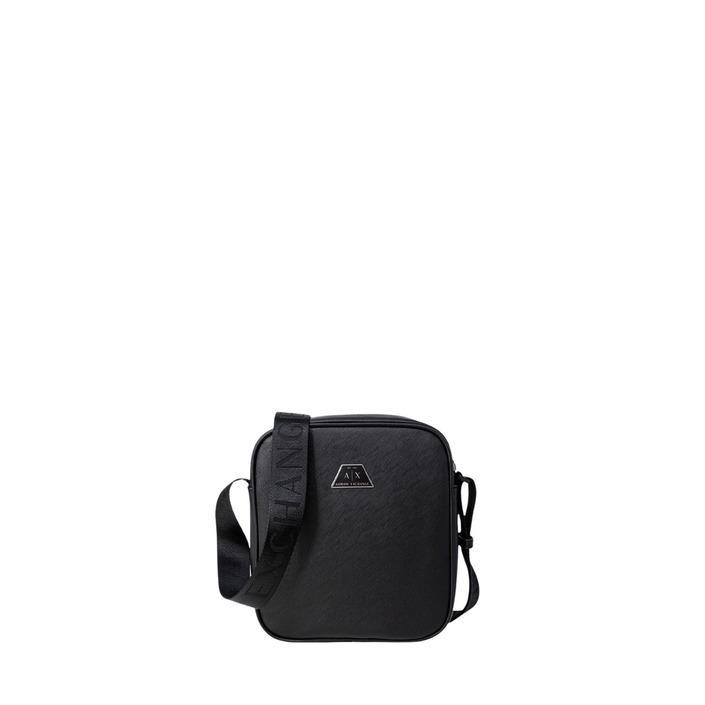 Armani Exchange Men's Travel Bag Black 280826 - black UNICA