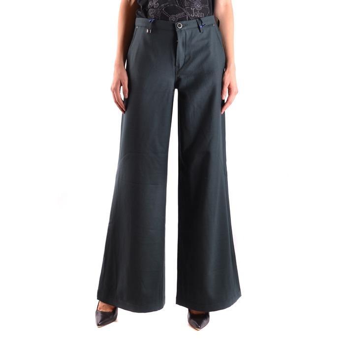Jacob Cohen Women's Trouser Green 162447 - green 27