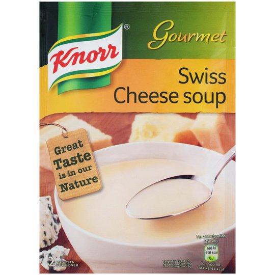 Soppa Swiss Cheese - 14% rabatt