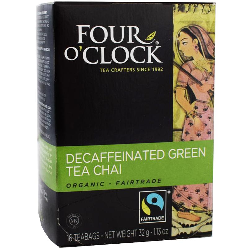 Grönt Chai, Eko Fairtrade 16p - 38% rabatt