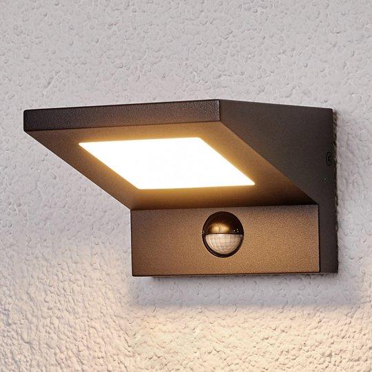 Levvon-LED-ulkoseinävalaisin liiketunnistimella