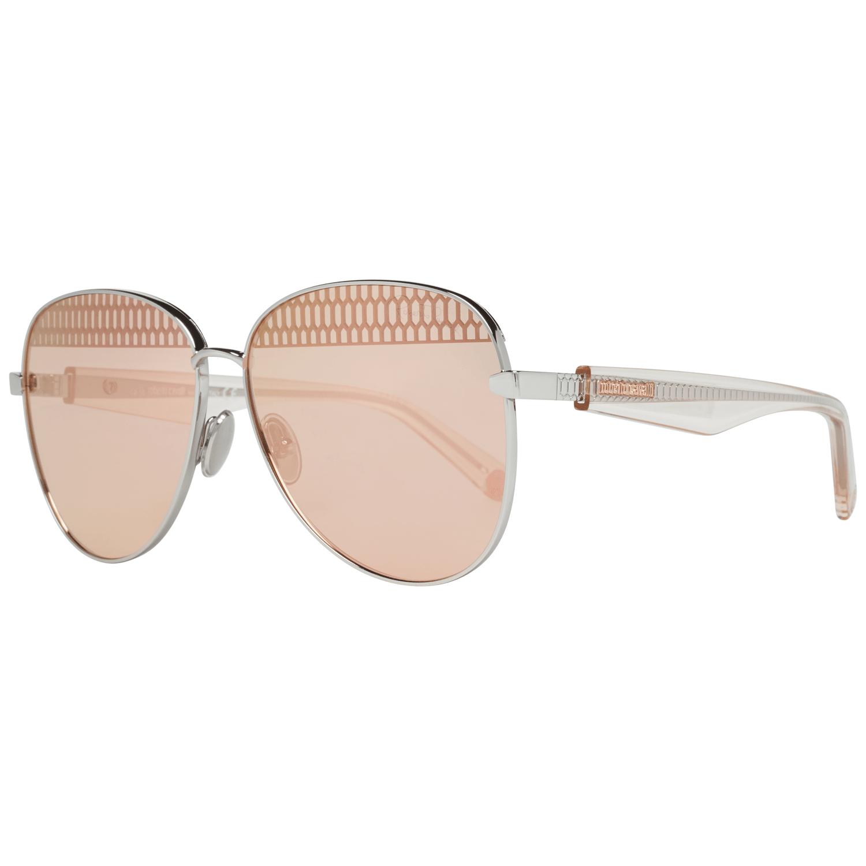 Roberto Cavalli Women's Sunglasses Silver RC1139 6016U
