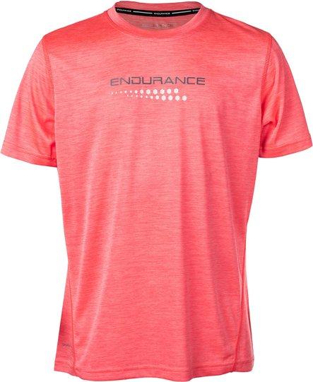 Endurance Dolyn T-Shirt, Pitaya Pink 6 år