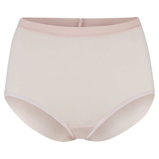 Trosor High Waist Chalk Pink Stlk L - 62% rabatt