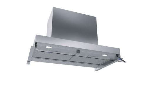 Thermex Integro 60 Cm M/motor Underbyggnadsfläkt - Rostfritt Stål