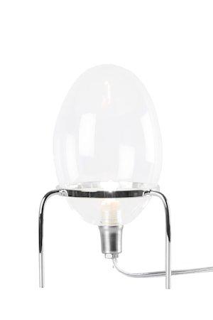 Bordlampe Drops - Krom