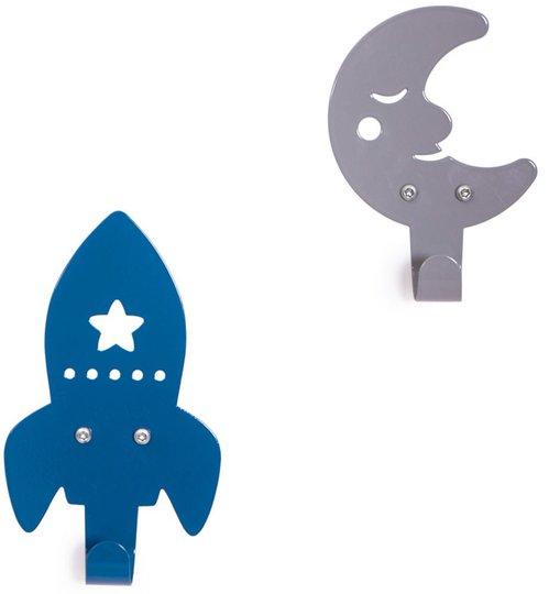 Roommate Knagg Moon og Rocket