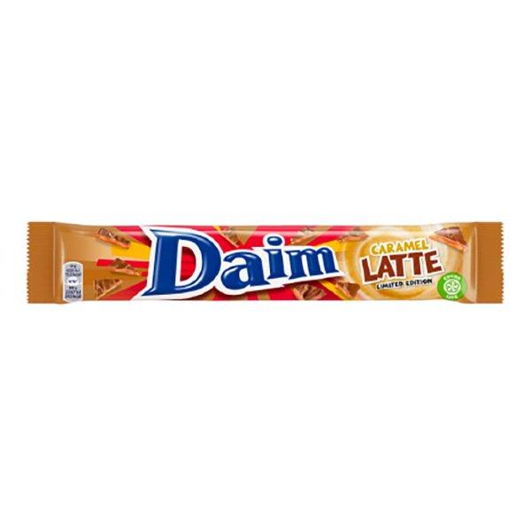 Daim Caramel Latte - 56 gram
