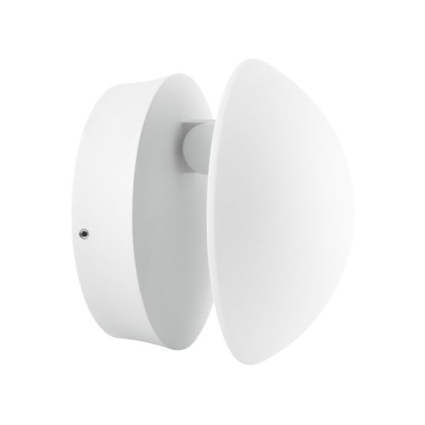 LEDVANCE LED Facade Indirect Round Seinävalaisin 13W, 3000K, 480 lm valkoinen
