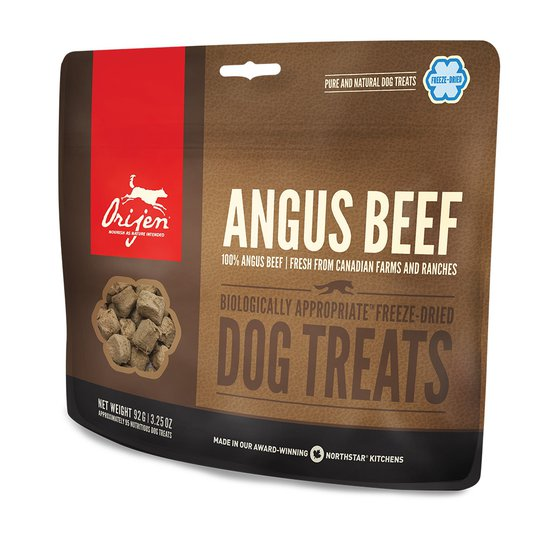 Orijen Angus Beef Dog Treats (42,5 g)