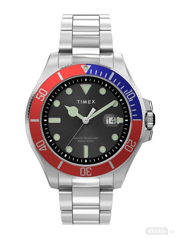 Timex Harborside Coast TW2U71900 - Vattentät herrklocka
