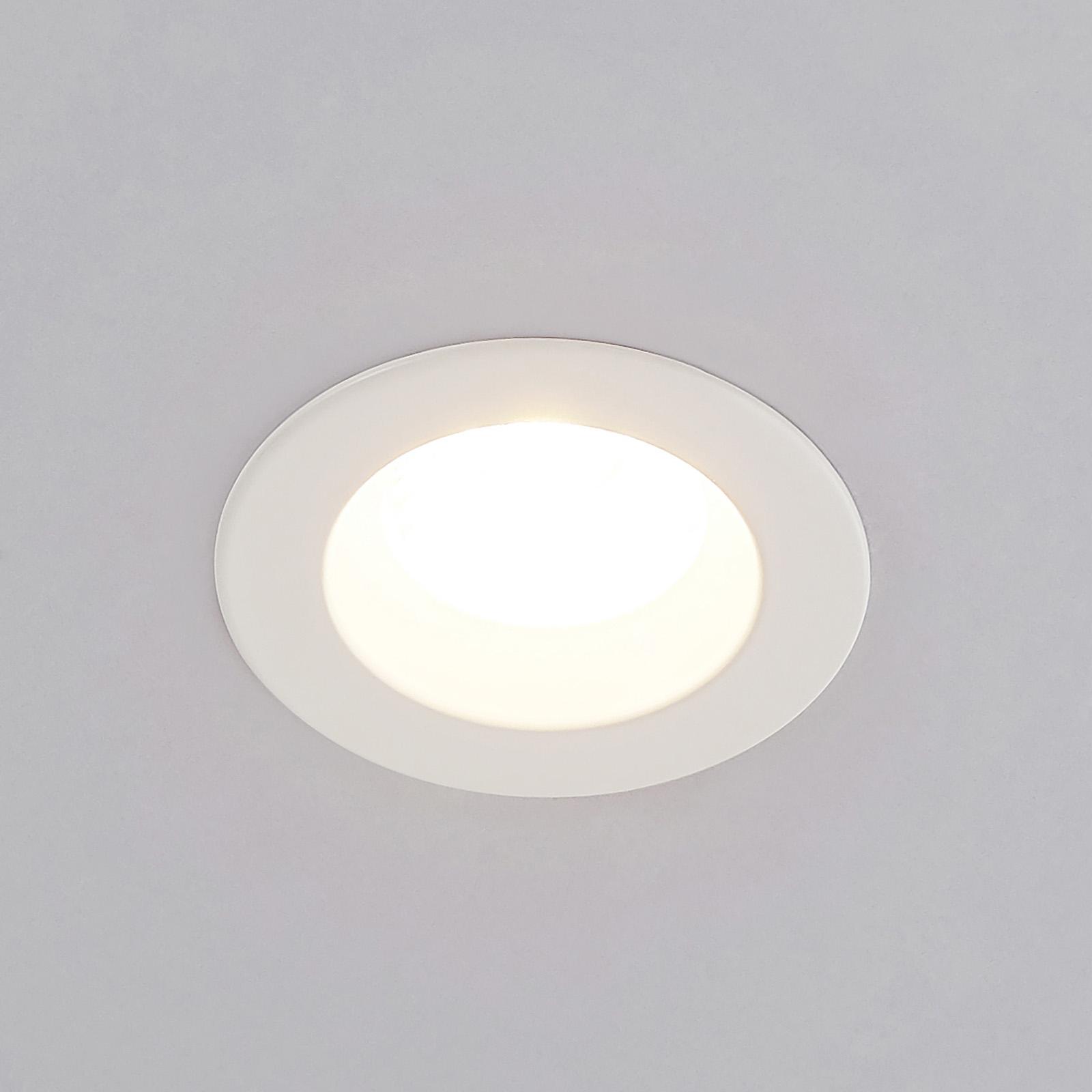Arcchio Unai - LED-kohdevalo 2700 K IP65, 6,4W