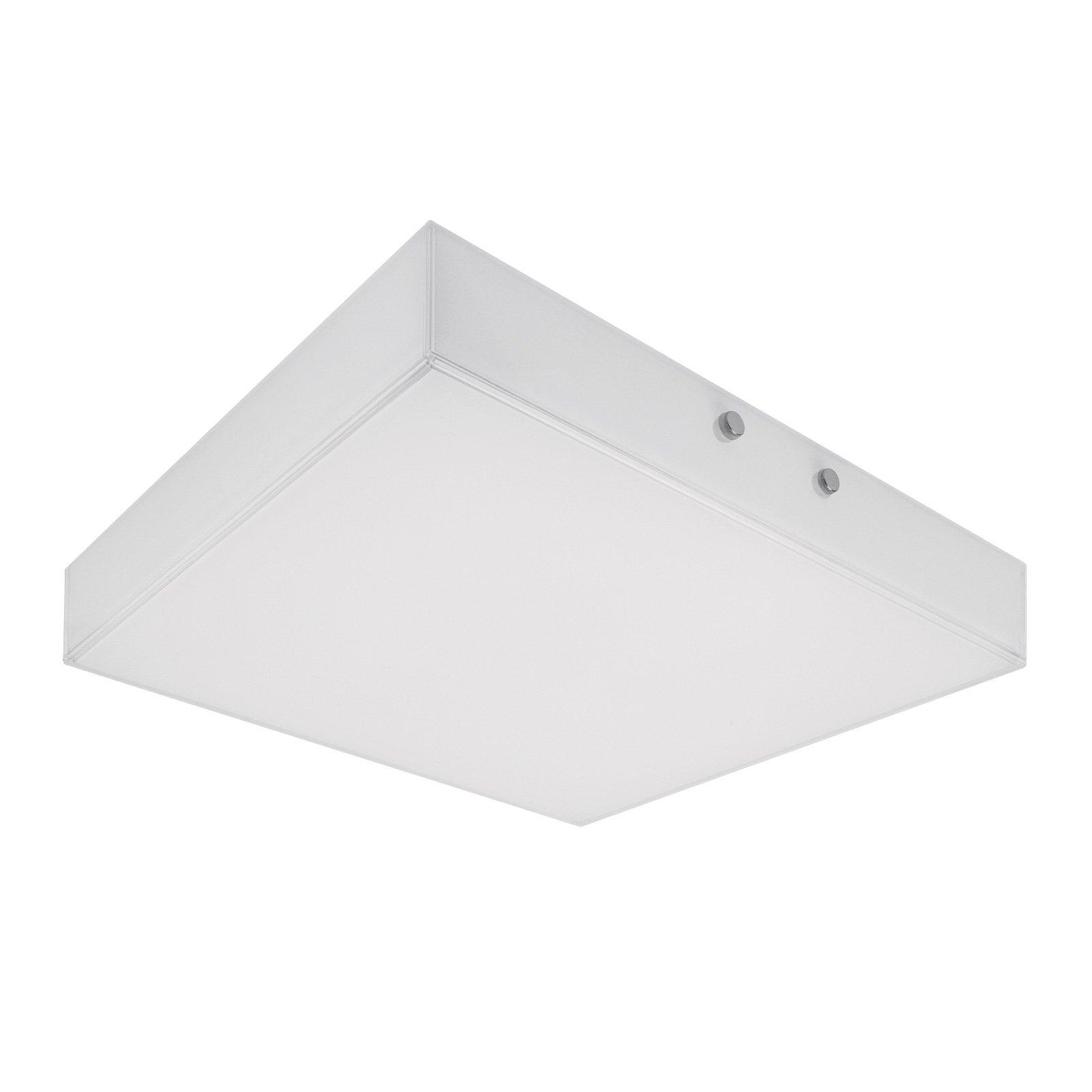 LEDVANCE Lunive Quadro taklampe 30 cm 3 000 K