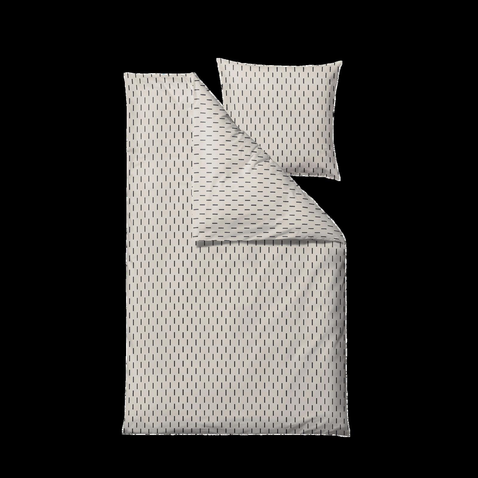 Södahl - Graphic Bedding Sets 140 x 200 cm - Off White (13971)