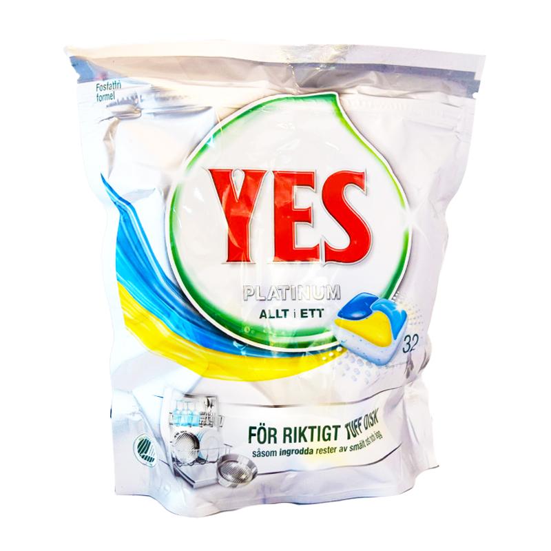 """Yes Platinum """"Allt i ett"""" - 34% rabatt"""