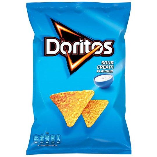 Doritos Sour Cream - 37% rabatt