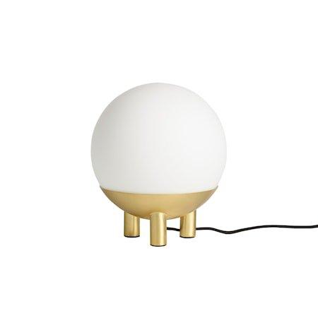 Hoop Bordlampe Midi - Messing
