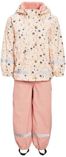 Petite Chérie Amira Fôret Regnsett, Petite Flower Light Pink, 80