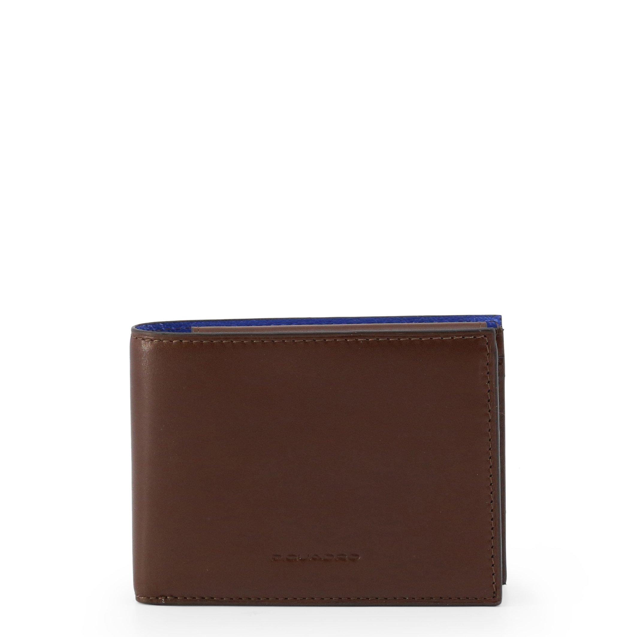 Piquadro Men's Wallet Various Colours PU257BOR - brown NOSIZE
