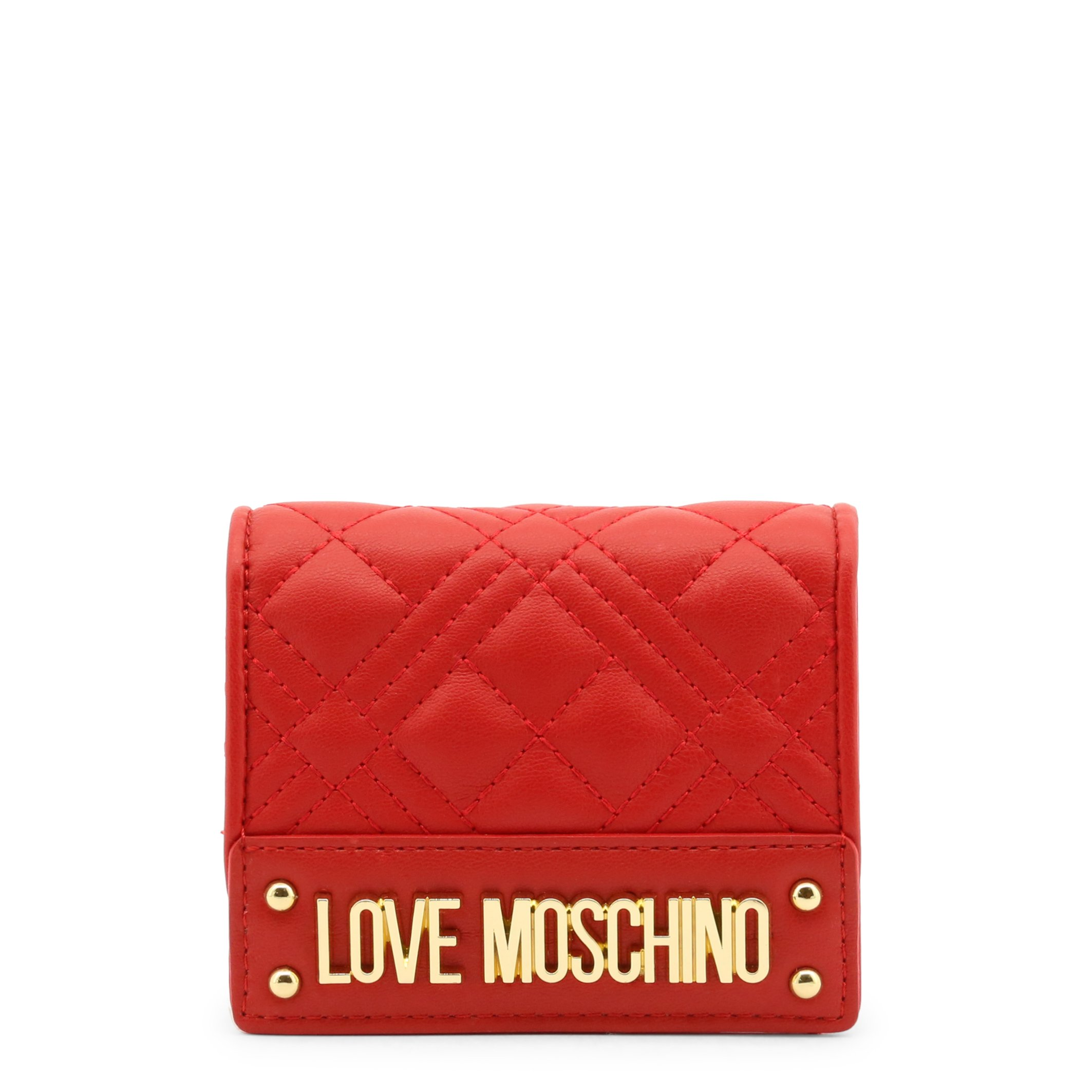 Love Moschino Women's Wallet Various Colours JC5601PP1DLA0 - red NOSIZE