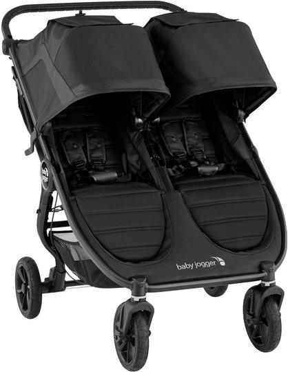 Baby Jogger City Mini GT 2 Søskenvogn, Jet