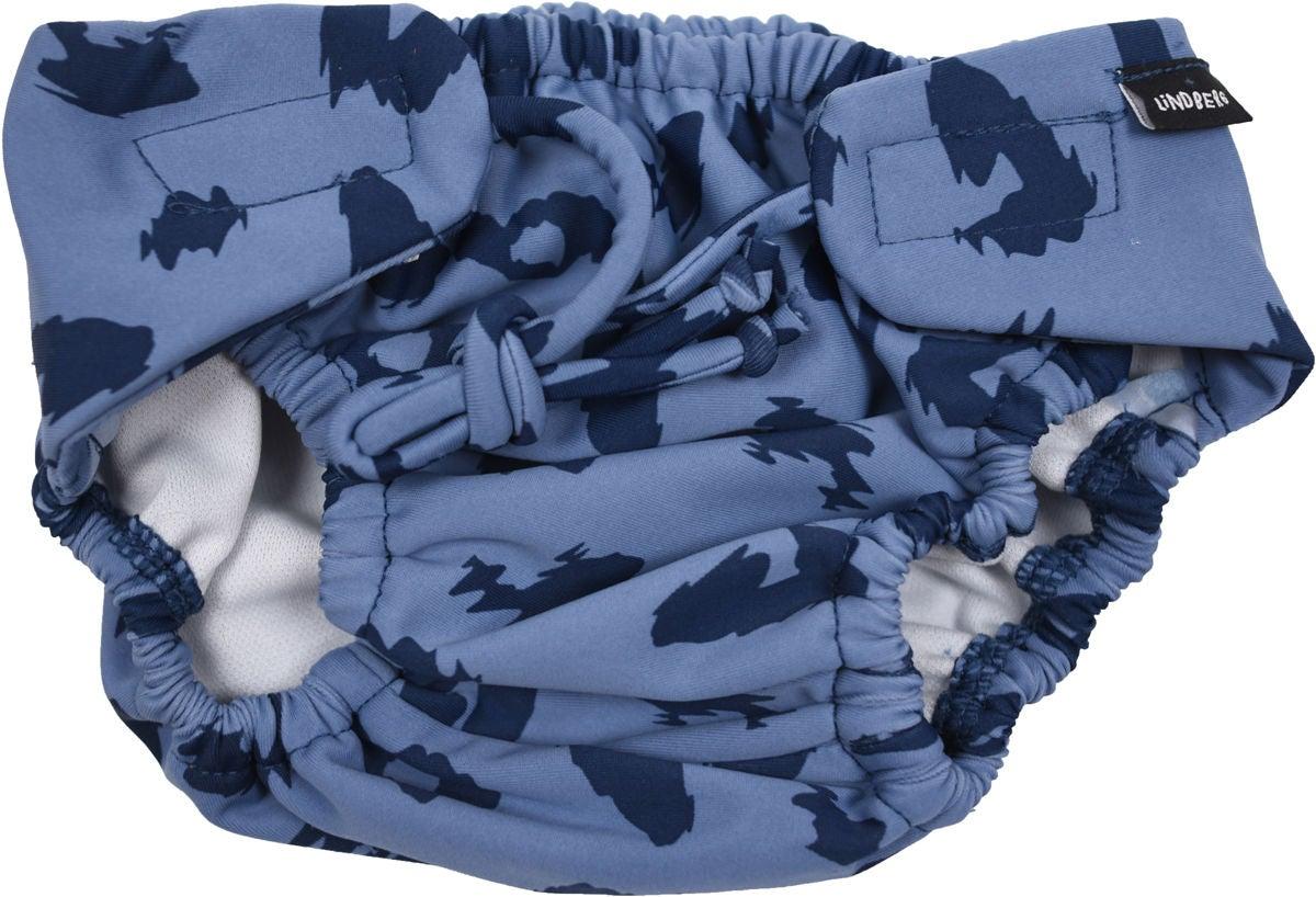 Lindberg Zion Badblöja UPF50+, Blue, 3-6 kg