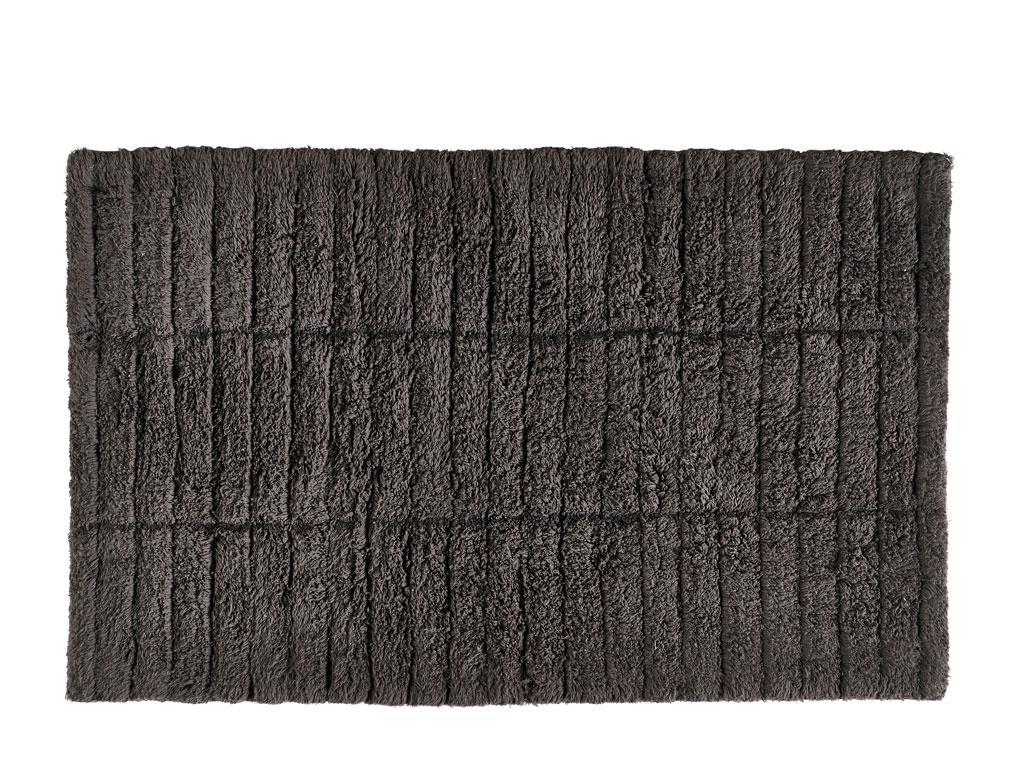 Zone - Tiles Bath Mat - Anthracite (13531)