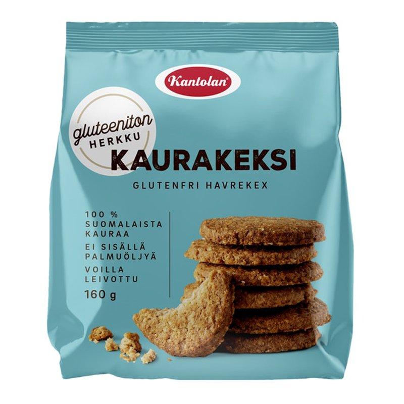 Glutenfria Fullkornshavrekex - 36% rabatt
